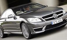 Mercedes CL 63 AMG - extra mos och mindre sås