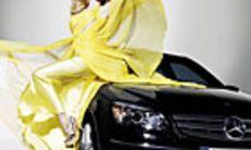 TJUVTITT: Mercedes CLC