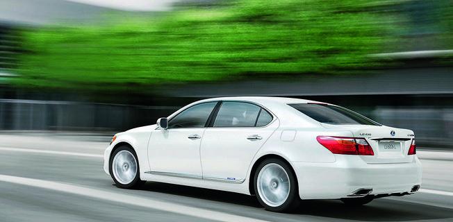 Lexus LS 600h (2011-)