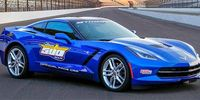 Corvette Stingray blir pacecar under Indy 500