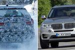 Spion: Nästa BMW X5 närmar sig