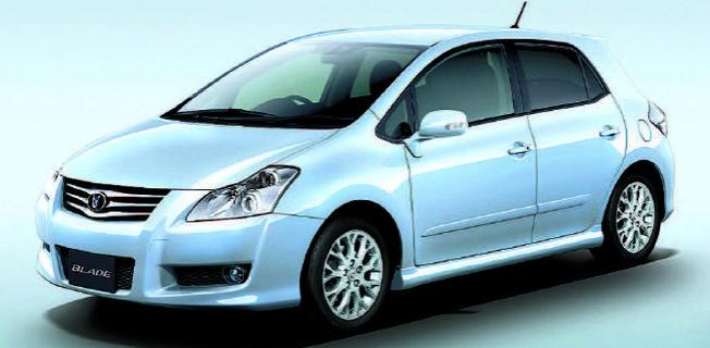 Toyota Blade 2.4 (2011-)