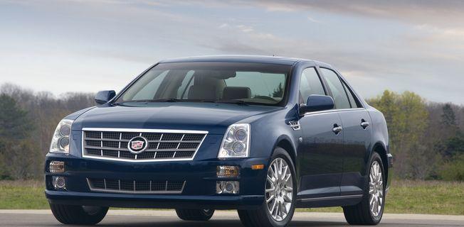 Cadillac STS 4.4 (2011-)