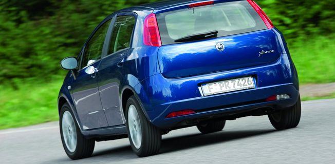 Fiat Punto Classic 1.2 8V Natural Power (2011-)