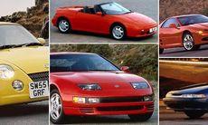 Fem udda sportbilar du glömt att du älskade