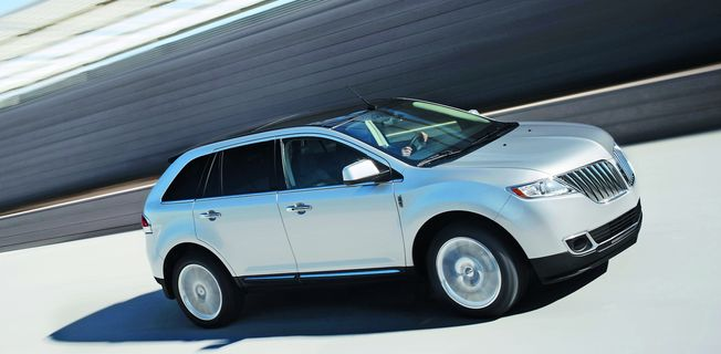 Lincoln MKX 3.7 (2011-)
