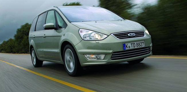 Ford Galaxy 2.2 TDCi (2011-)