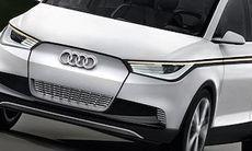 Audi A2 – med nya elektriska impulser