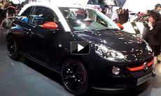 TV: Opel Adam – vinna eller försvinna?