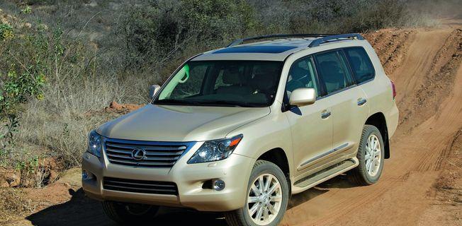 Lexus LX 5.7 (2011-)