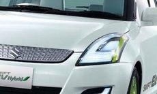 Suzuki Swift kommer som plugin-hybrid