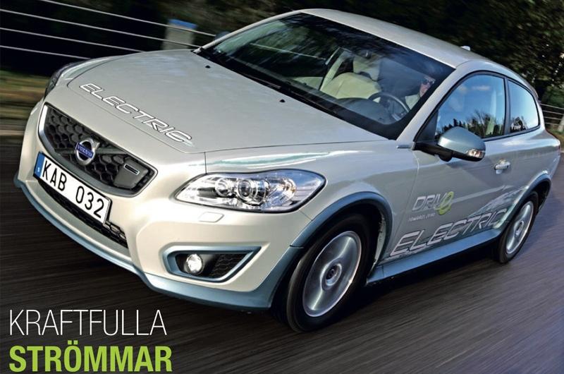 Volvo C30 El: Kraftfulla strömmar