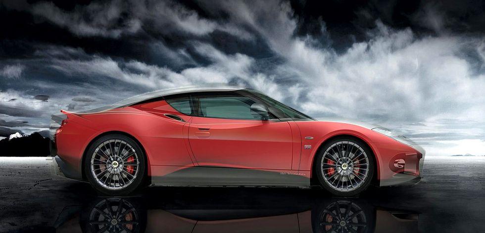 Spyker Lotus together