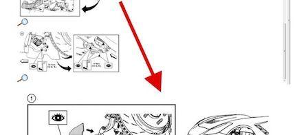 Skisser Pa Nya Corvette Lackta