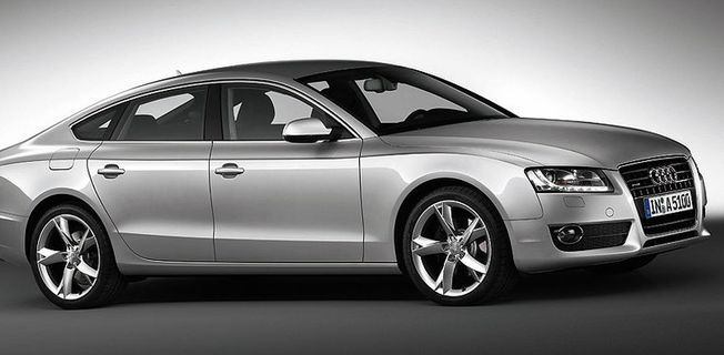 Audi A5 Sportback 2.7 TDI (2011-)