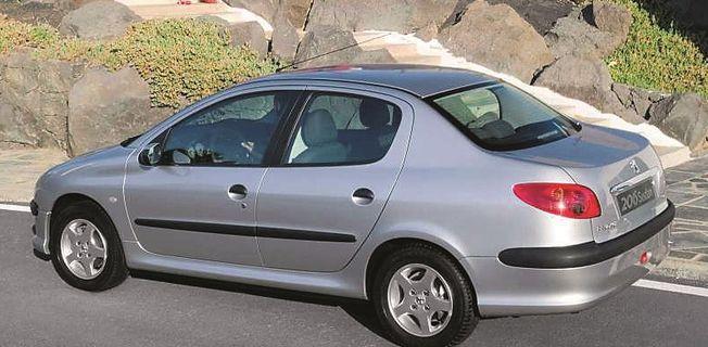Peugeot 206 SD (2011-)