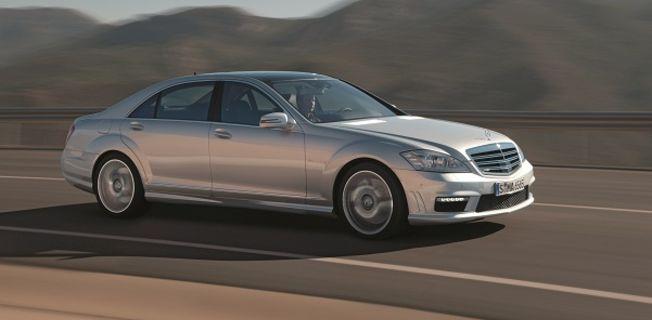 Mercedes-Benz S 500 4-MATIC lång (2011-)