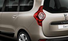 Dacia Lodgy kombinerar utrymmen och pris