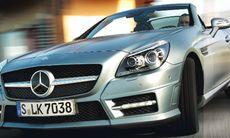 Mercedes SLK 200: Är den sportig nu?