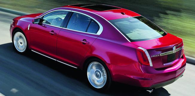 Lincoln MKS 3.7 (2011-)