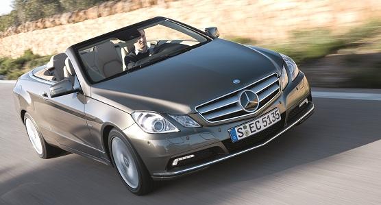 Mercedes-Benz E 350 CGI Cabriolet (2011-)