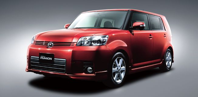 Toyota Corolla Rumion 1.8 (2011-)