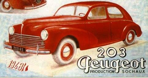 Värde på Peugeot