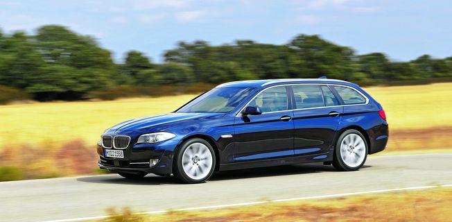 BMW 525d Touring (2011-)
