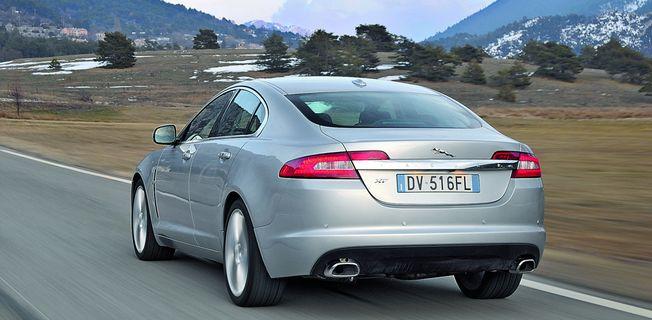 Jaguar XF 3.0 V6 Diesel S (2011-)