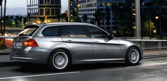BMW 318d Touring (2011-)
