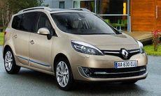 Renault Scénic får ett supersnabbt lyft