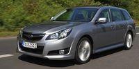 Här är priserna för gasdrivna Subaru Legacy
