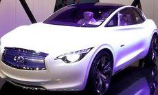 Nissan bygger Infiniti i England