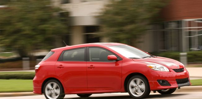 Toyota Matrix 2.4 (2011-)