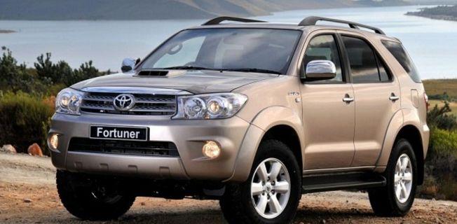 Toyota Fortuner 3.0 D–4D (2011-)