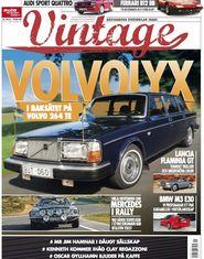 Vintage 1/2013: Volvolyx och Audi Sport quattro