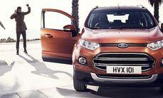 Ford lanserar uppkopplad minisuv EcoSport