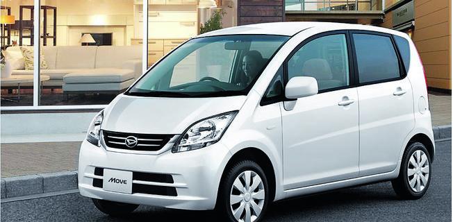 Daihatsu Move 0.7 (2011-)