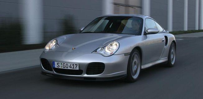 Porsche 911 Turbo S (2011-)