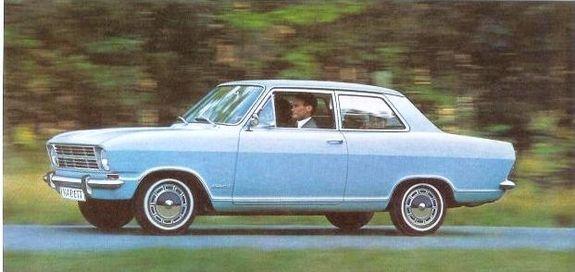 Opel Kadett: Bromsen tar ojämnt