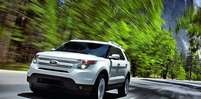 Ford Explorer 4.0 (2011-)