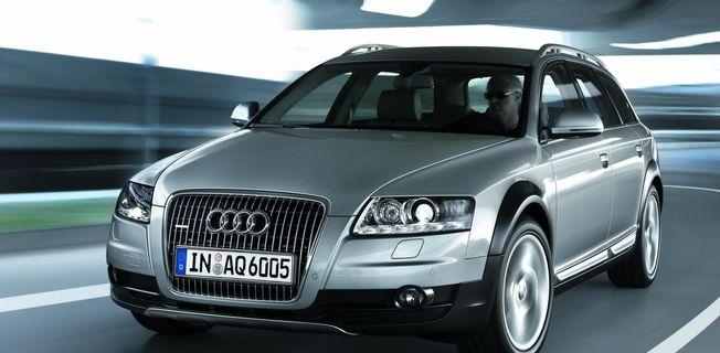Audi A6 Allroad Quattro 3.0 TFSI (2011-)