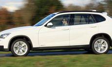 Provkörd: BMW X1 s-Drive 16d - vettigaste valet?