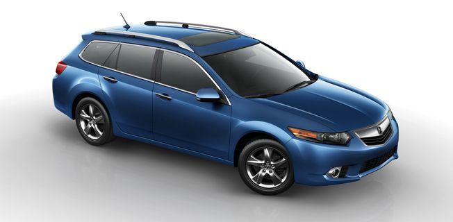 Honda TSX 3.5 (2011-)