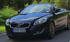 Volvo C70 Exclusive – specialmodell i 150 exemplar