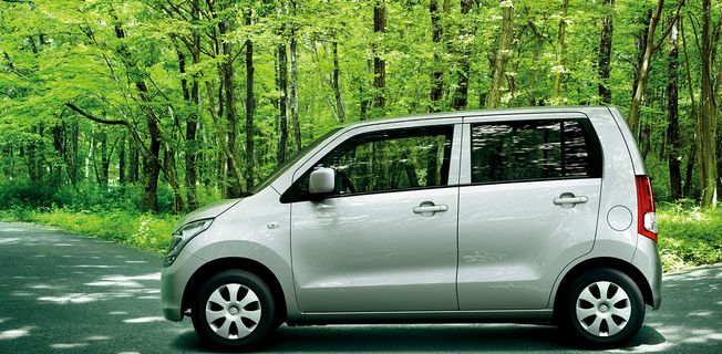 Suzuki Wagon R 0.7 (2011-)