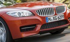 BMW Z4 får ett lyft med ny motor