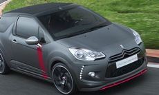 Citroën DS3 Racing blir cabriolet