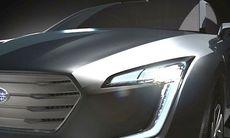 Subaru Viziv Concept – en ny Tribeca?