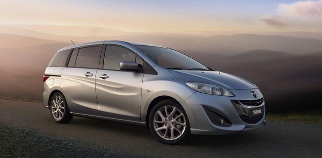 Mazda 5 1.8 MZR (2011-)
